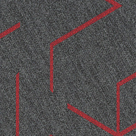 Forbo Flotex Planks Triad 131011 Red Line